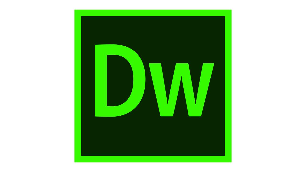 Logo Adobe Dreamweaver 2020