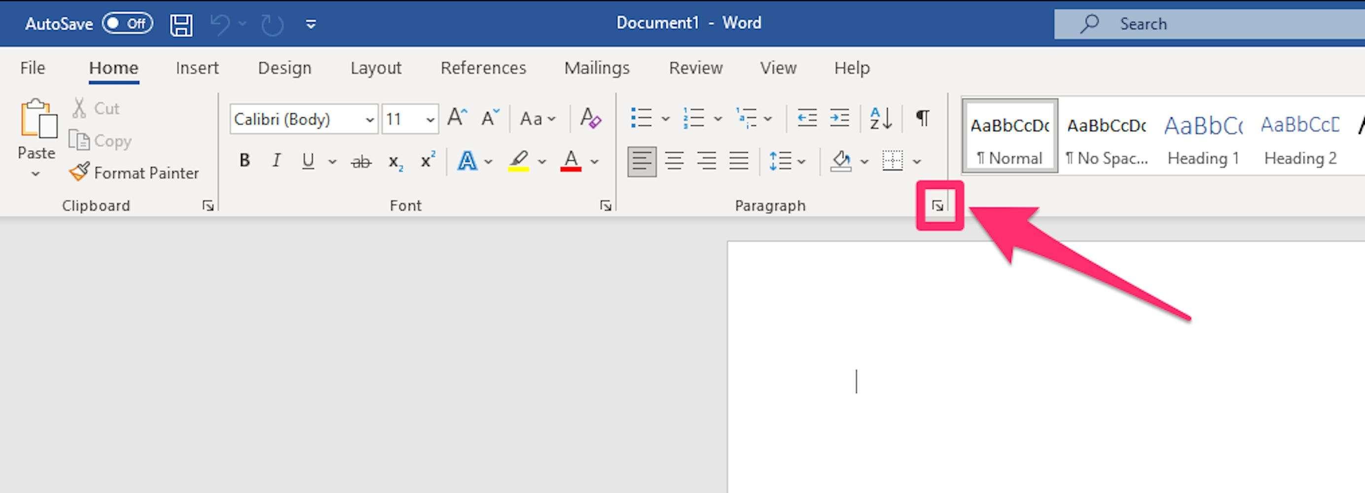 Cara membuat indentasi gantung pada dokumen Microsoft Word untuk halaman bibliografi atau karya yang dikutip