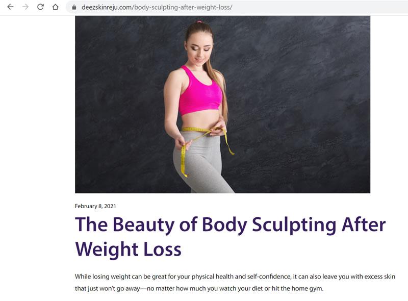 Deez Skin Rejú & Pain Clinic