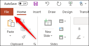 tab file