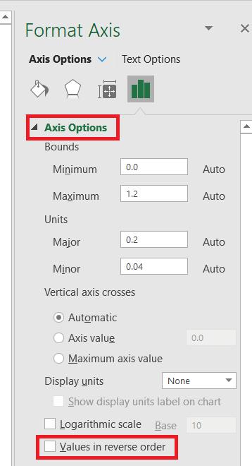 Menu Format Excel