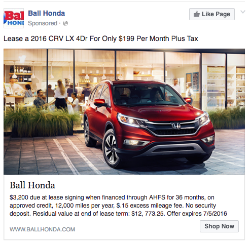 copywriting iklan facebook yang bagus